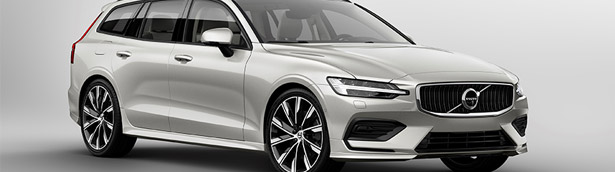 Volvo team reveals the 2018 V60: it is sexy and advanced. We like it!