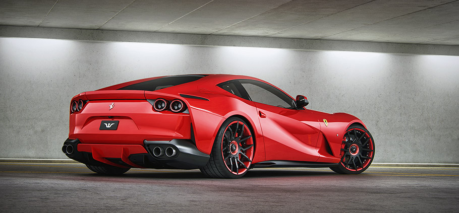 2018 Wheelsandmore Ferrari 812 Superfast