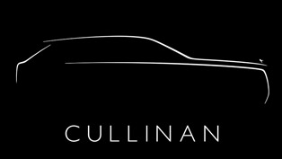 should we be excited about the announced rolls royce cullinan project?