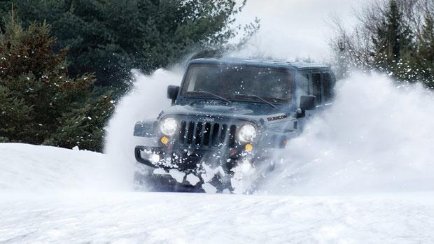 Thunder CDJR - Winter Driving