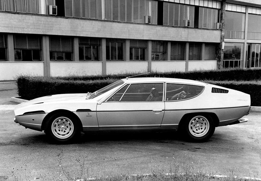 1970 Lamborghini Espada Models