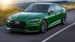 2019 Audi RS 5 Sportback revealed! Details here!