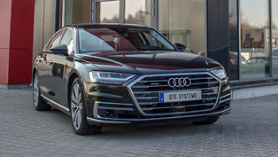 dte systems incorporates a special chip in a lucky audi a8