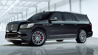 Hennessey Performance team proudly showcase a 600hp Lincoln Navigator