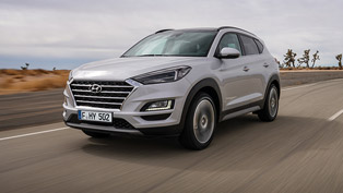 Hyundai Showcases latest Tucson SUV: it is just unveiled at the New York Show