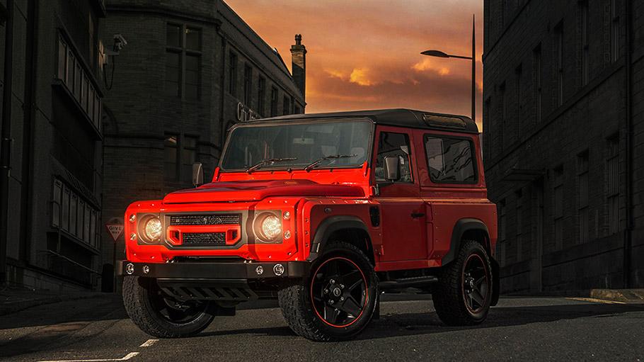2018 Kahn Design Land Rover Defender End Edition