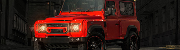 Kahn Design showcases Defender Final Edition: it is as sexy as it sounds!
