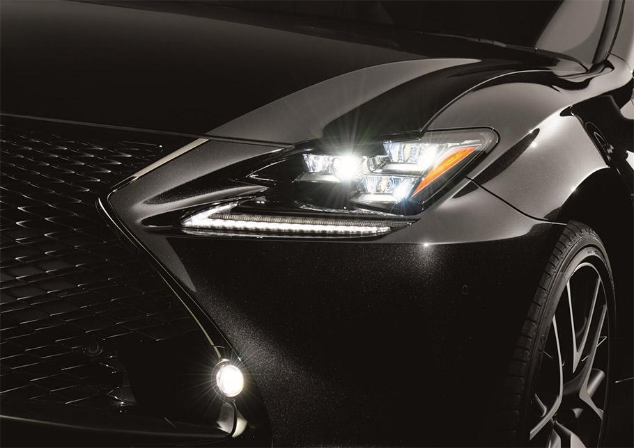 2018 Lexus 30h F Sport Black Edition