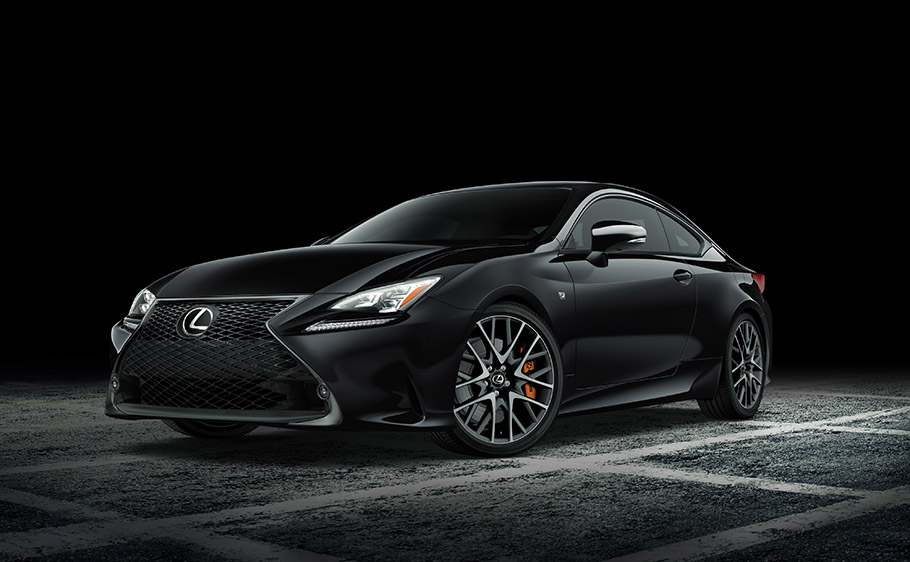 2018 Lexus RC Sport Black Edition
