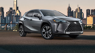 fresh and powerful: lexus ux suv is finally here!