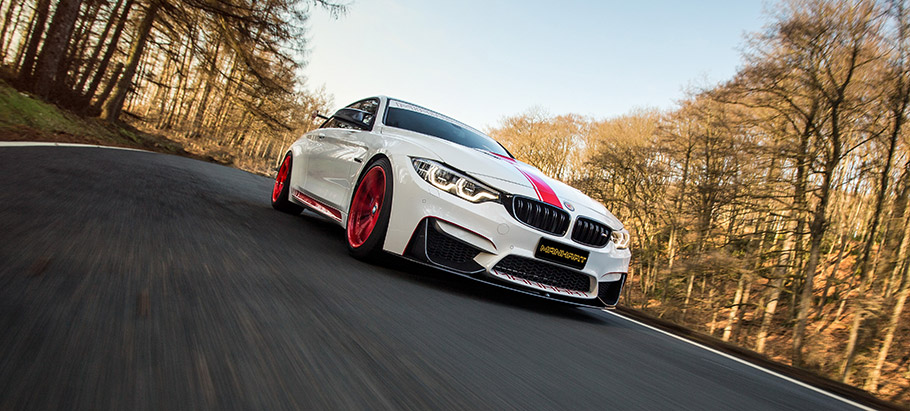 2018 MANHART BMW MH550