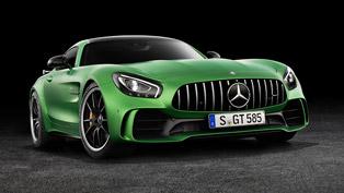 Mercedes-AMG GT R won a prestigious award! Details here!