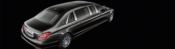 Maybach showcases Pullman: the pinnacle of luxury and exclusivity