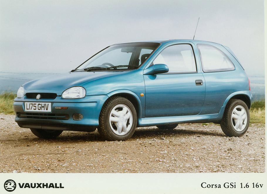 2018 Vauxhall Corsa GSi