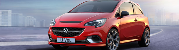 Vauxhall has announced details for the Corsa GSi: Check'em out!