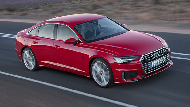 Audi reveals 2019 A6 Sedan: here's what we like about this bad boy