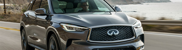 Infiniti presents QX90 Crossover: here's what impressed us!
