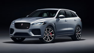 Jaguar F-PACE SVR showcases refinement and agility. It is worth the check out!