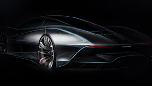 McLaren announces details for brand's most ambitious project to date