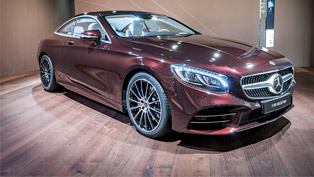 We take a glimpse at the new S-Class machines. Here's what would happen at Geneva Show