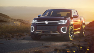 vw team showcases atlas tanoak concept at the new york show