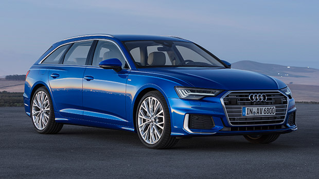 Audi reveals the latest A6 Avant machine