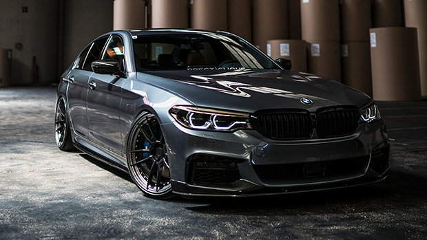 Z-Performance team strikes again! This time a lucky M5 benefits.