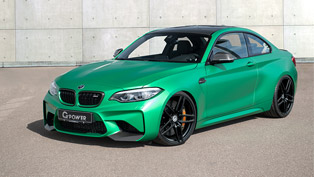 G-POWER showcases yet another M2 project