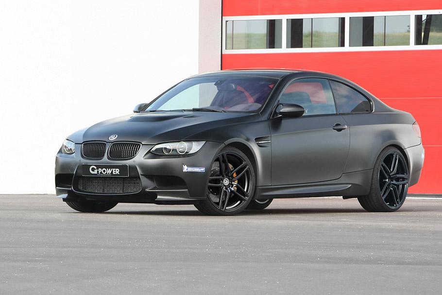 2018 G-POWER BMW M3 Anniversary Editions