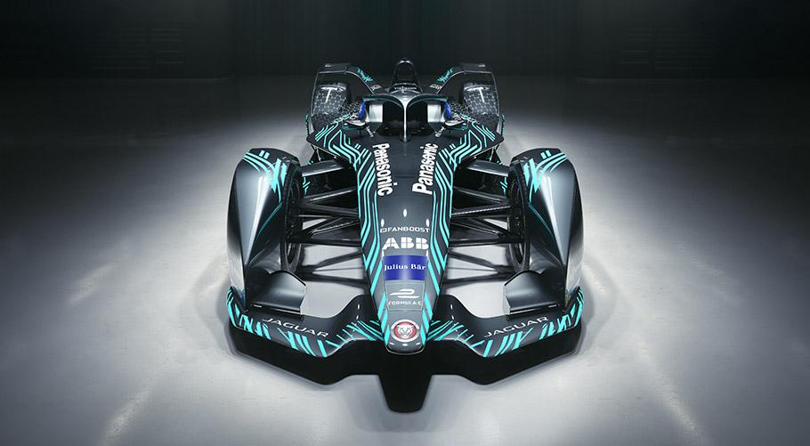 2018 Jaguar I-Type 3