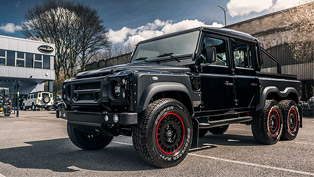 A new six wheeler by Kahn? Yes, please!