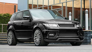 kahn design showcases its latest pace car. details here!