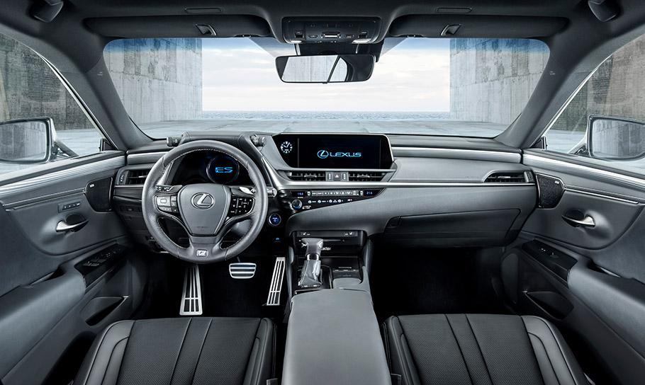 2018 Lexus ES F Sport