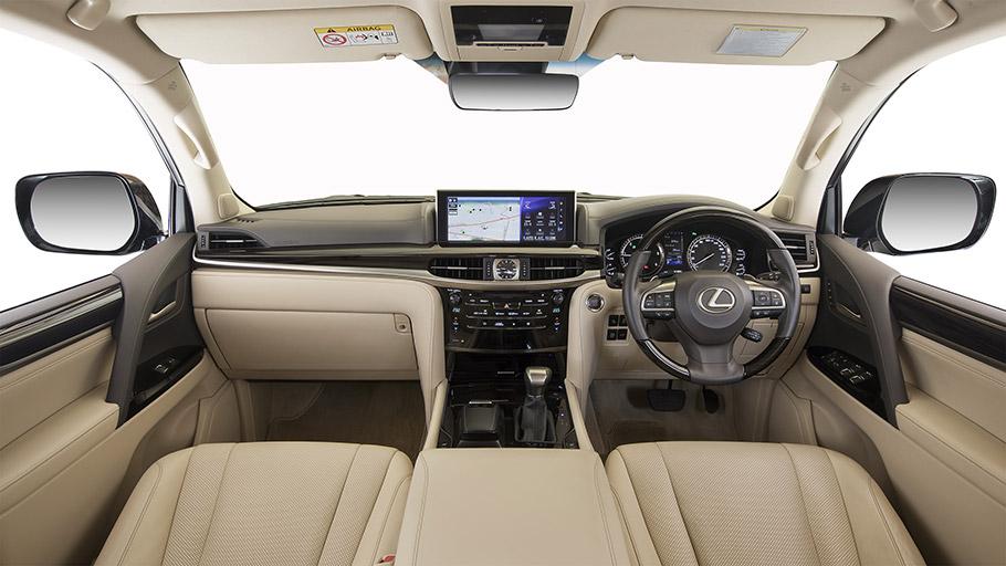 2018 Lexus LX 400d