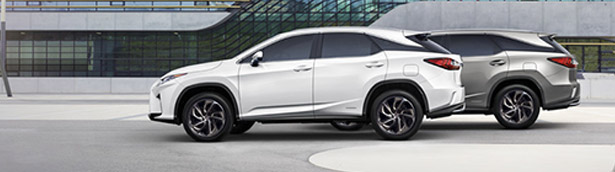 Lexus team showcases its 7-seat monster