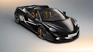 Mclaren reveals new 570S Spider Design Edition models
