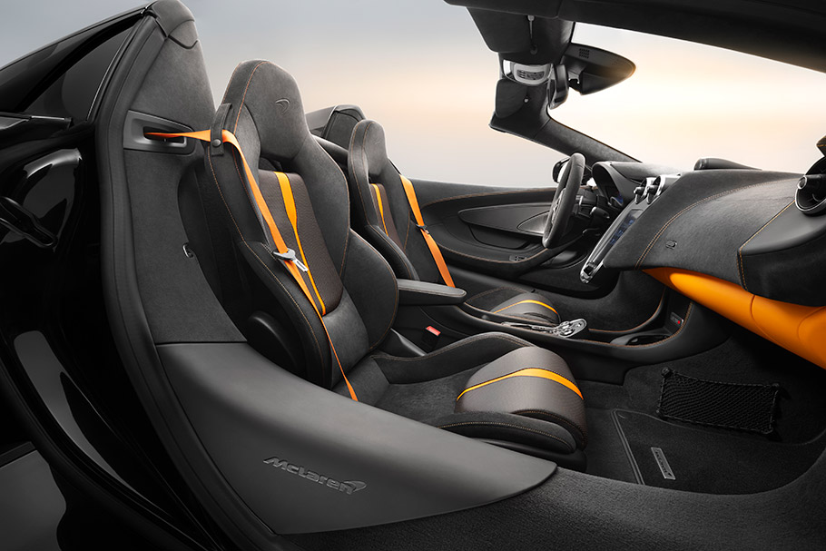 2018 McLaren 570S Spider Design Edition