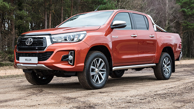 Toyota marks Hilux anniversary with new models
