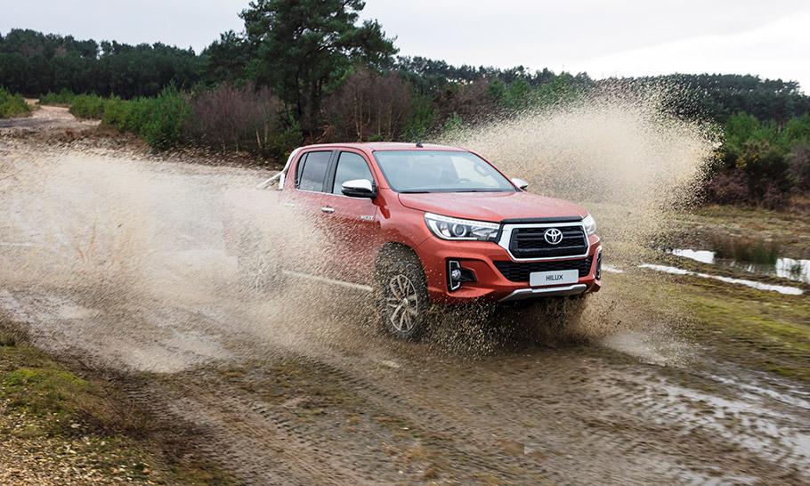 2018 Toyota Hilux Invincible X
