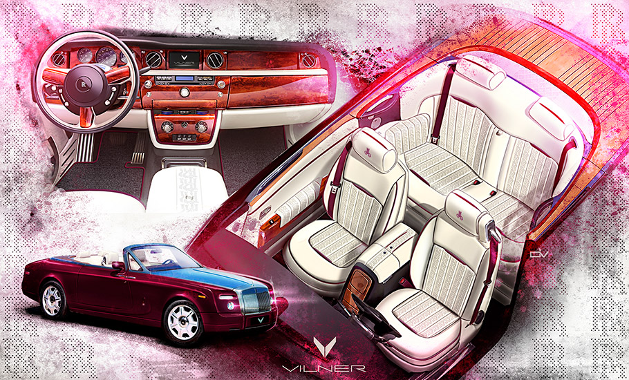 2018 Vilner Rolls-Royce Phantom Drophead Coupe