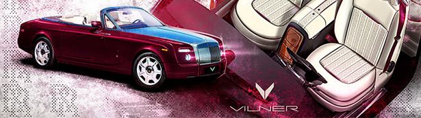 Vilner team revives a special Rolls-Royce. Check it out!