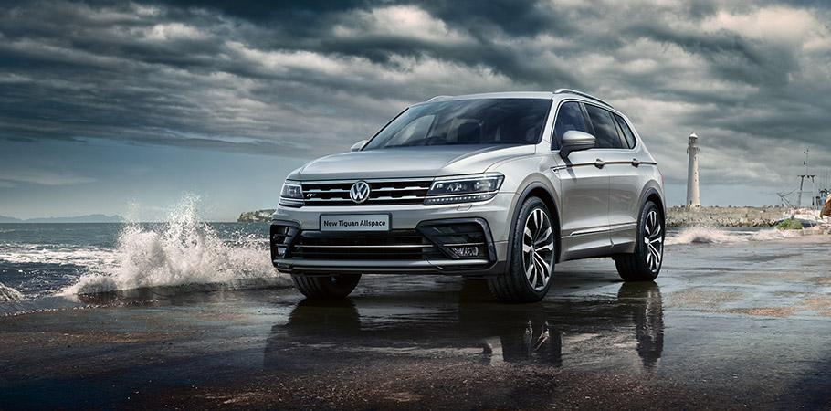 2018 Volkswagen Allspace R-Line