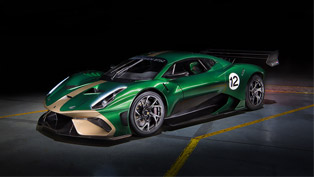 Brabham team presents the limited BD62
