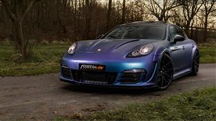 Fostla.de reveals a pretty sexy Porsche Panamera