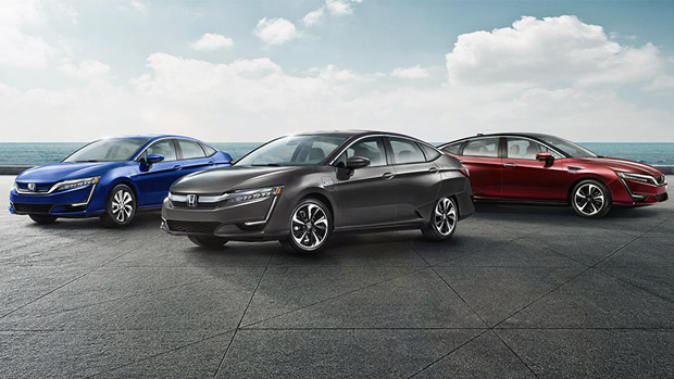 Honda marks further success with the Clarity lineup