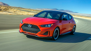 Hyundai reveals new Veloster units. Check them out!