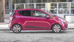 Hyundai i10 is the Most Highly Rated Car of the Year. Details here.