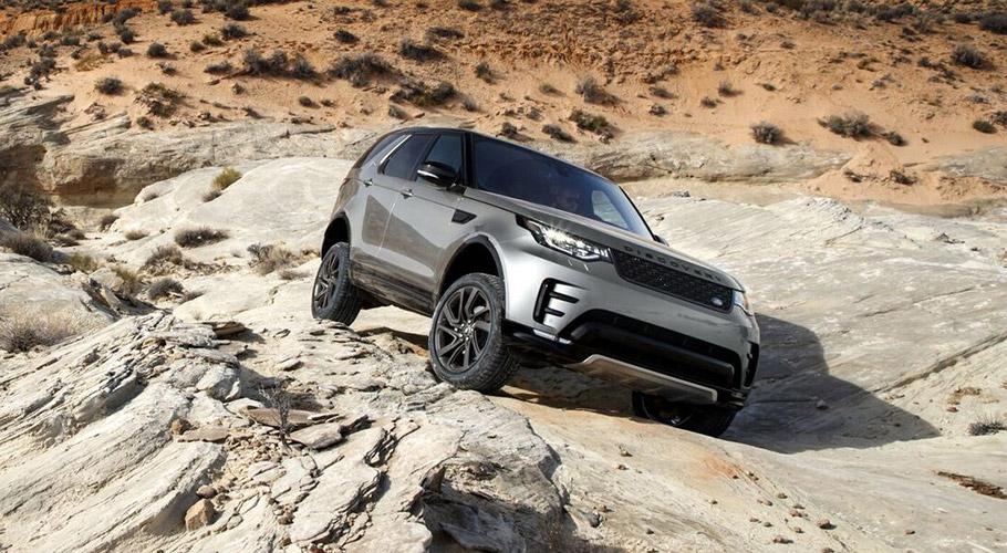 2018 Jaguar Land Rover Cortex