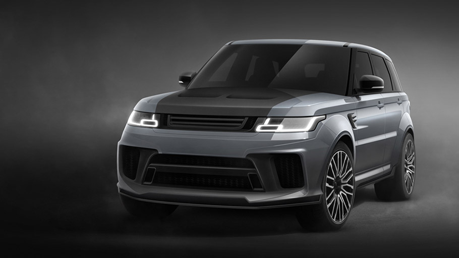 2018 Kahn Design Land Rover Range Rover