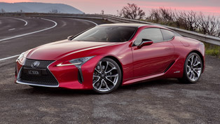 lexus lc 400 h takes home prestigious awards. details here!